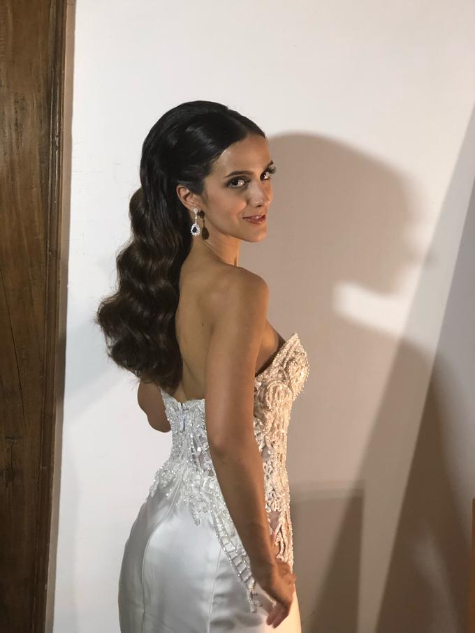 Natural Bridal Make Up for Dinner Reception  by Carmelia & Team Make Up Artist - 007