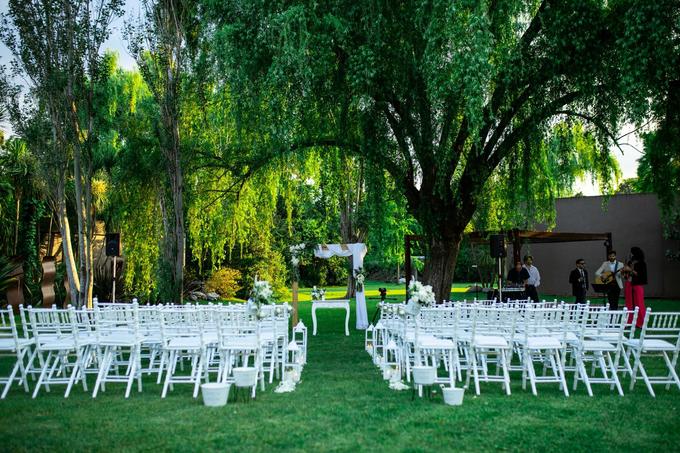 Outdoor wedding  by Caro Ortner Eventos - 004