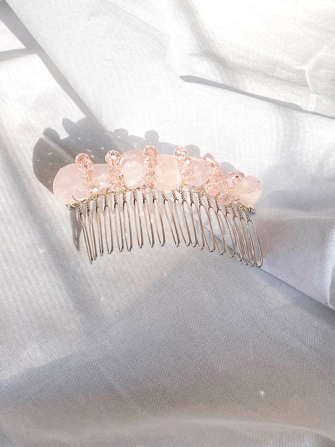 Carole Bridesmaid Haircomb by Carole - 004