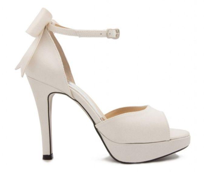 Custom Made Wedding Shoes by Kate Mosella Custom Made Shoes - 008