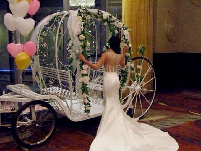 Cinderella Carriage Rental By Cinderella Dream