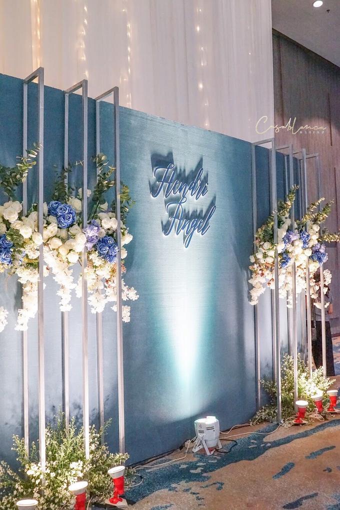 Wedding of Hendri & Angel by Casablanca Design - 002
