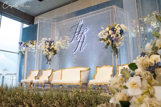 Wedding of Hendri & Angel by Casablanca Design - 005