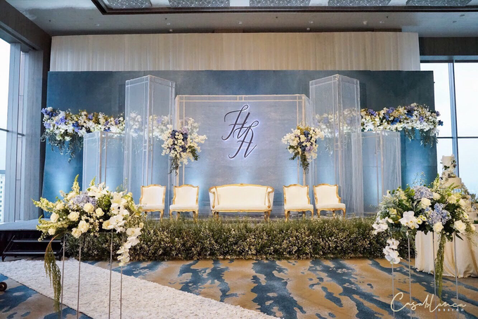 Wedding of Hendri & Angel by Casablanca Design - 003