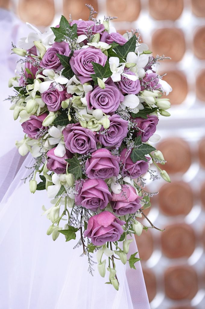 Wedding Flowers by AYANA Resort and Spa, BALI - 008