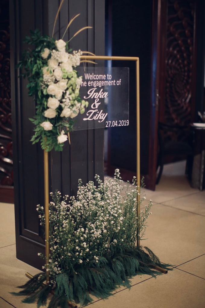 Engagement of Inka & Ziky by Cassia Decoration - 003