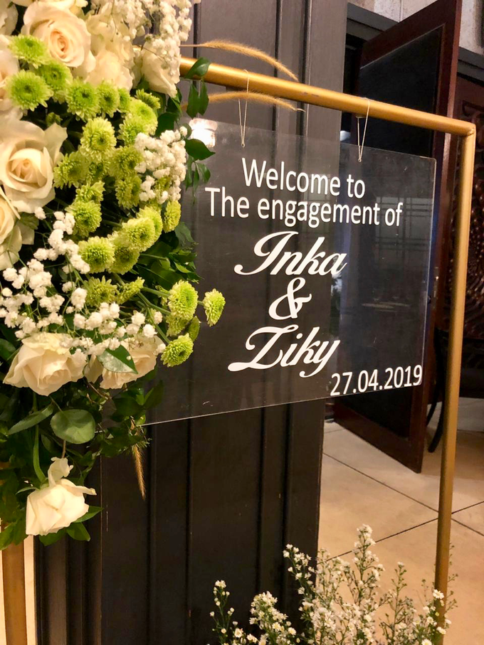 Engagement of Inka & Ziky by Cassia Decoration - 011