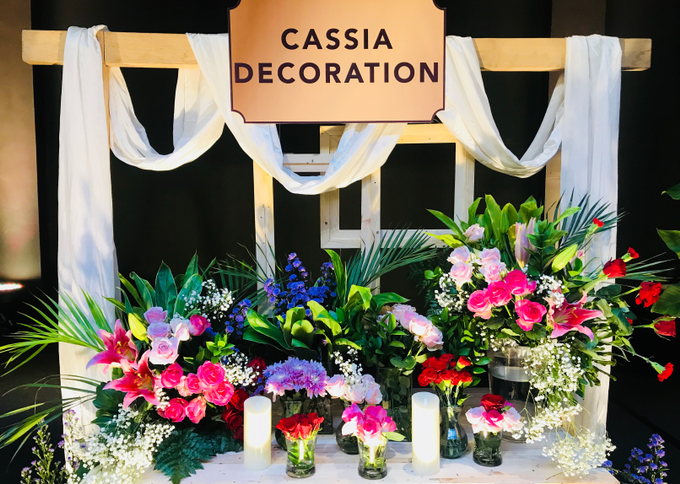 Wedding Exhibition @Hallf Patiunus by Cassia Decoration - 003