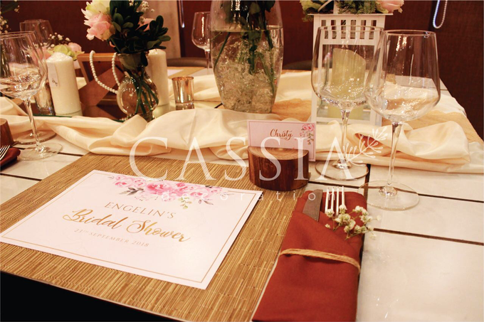 Ms Engelin Bridal Shower by Cassia Decoration - 006