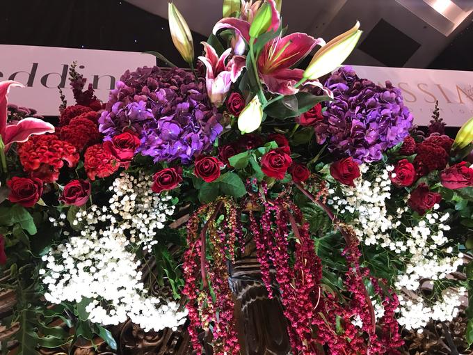 Wedding Exhibition @Menara165 by Cassia Decoration - 001