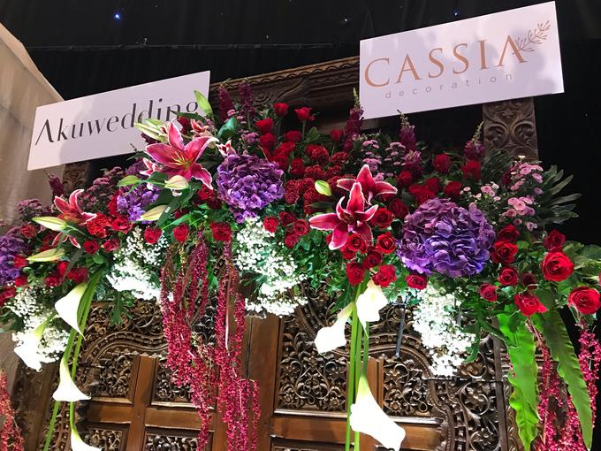 Wedding Exhibition @Menara165 by Cassia Decoration - 003
