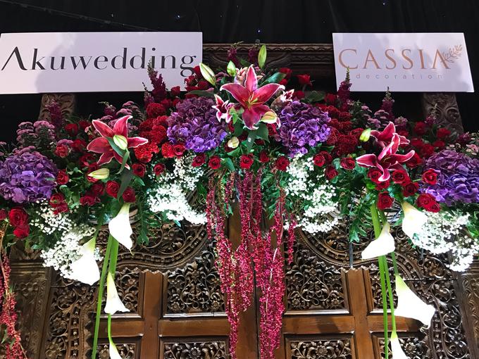 Wedding Exhibition @Menara165 by Cassia Decoration - 004