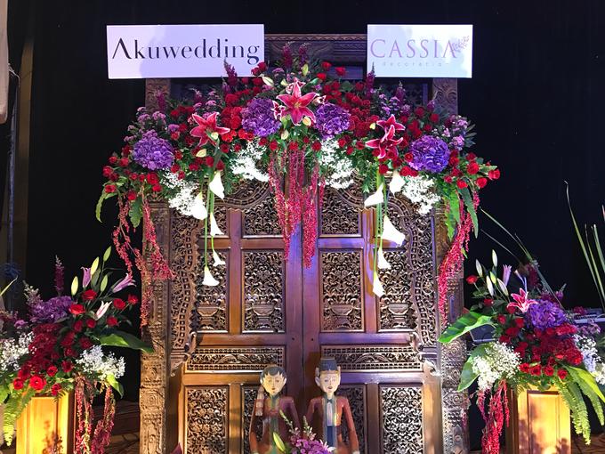 Wedding Exhibition @Menara165 by Cassia Decoration - 005