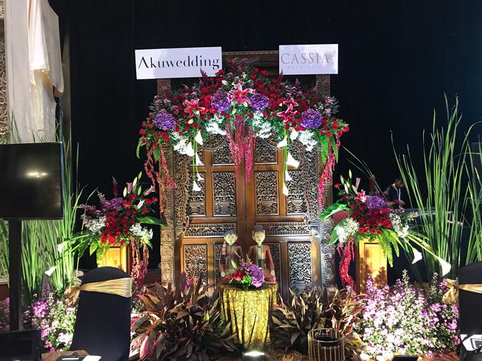 Wedding Exhibition @Menara165 by Cassia Decoration - 006
