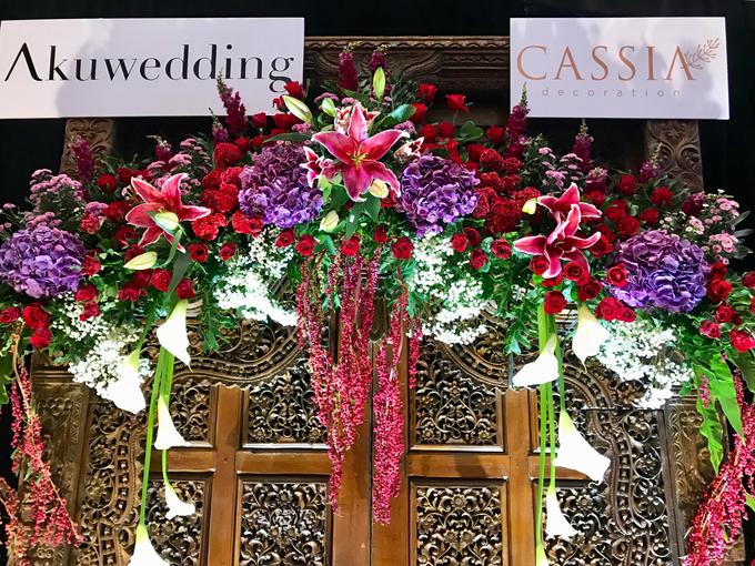 Wedding Exhibition @Menara165 by Cassia Decoration - 008