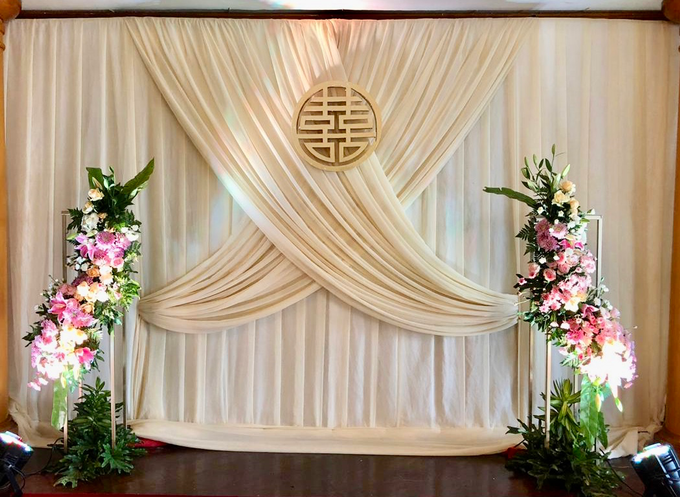 The Wedding of Yansen & Riana by Cassia Decoration - 006