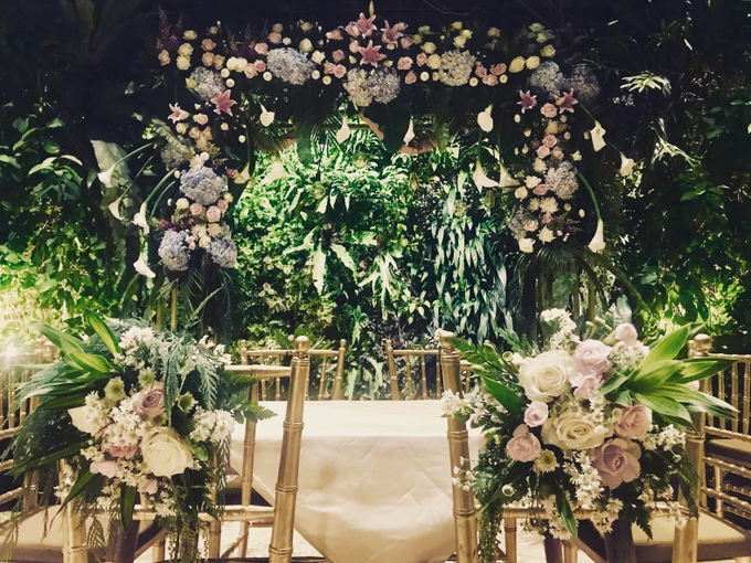 The Wedding of Ridho & Karisha by Cassia Decoration - 002