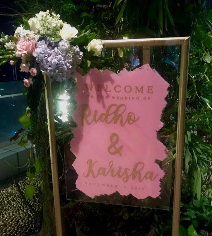 The Wedding of Ridho & Karisha by Cassia Decoration - 001