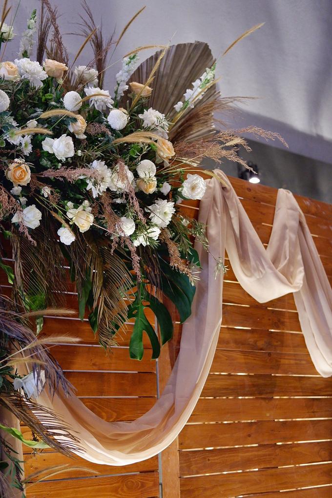 The Wedding of Bram & Nana by Cassia Decoration - 007
