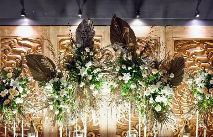 The Wedding of Bram & Nana by Cassia Decoration - 011