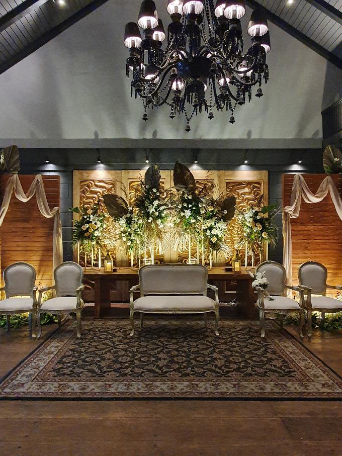The Wedding of Bram & Nana by Cassia Decoration - 017