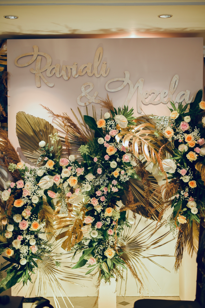 The Engagement of Nezela & Raviali by Cassia Decoration - 001