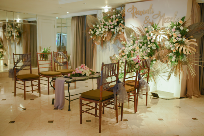 The Engagement of Nezela & Raviali by Cassia Decoration - 004