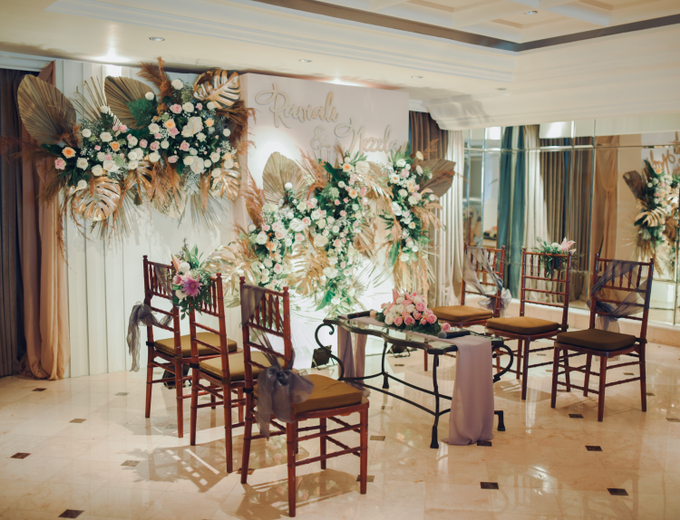 The Engagement of Nezela & Raviali by Cassia Decoration - 007