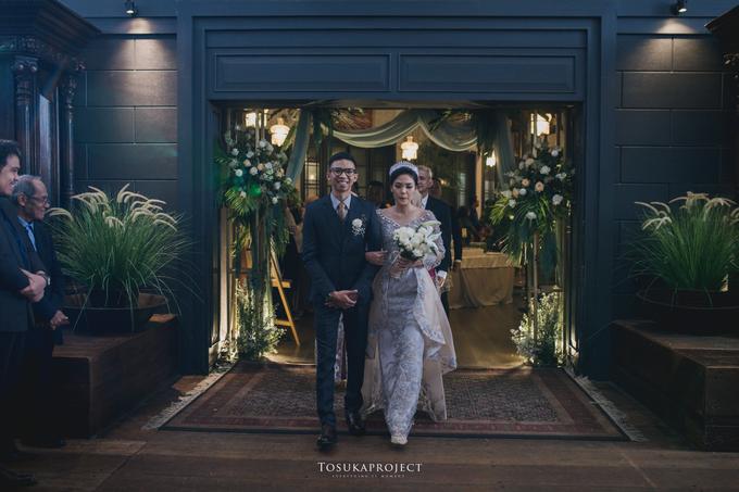 The Wedding of Bram & Nana by Cassia Decoration - 020
