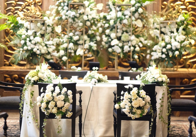 The Wedding of Muthia & Dito by Cassia Decoration - 003