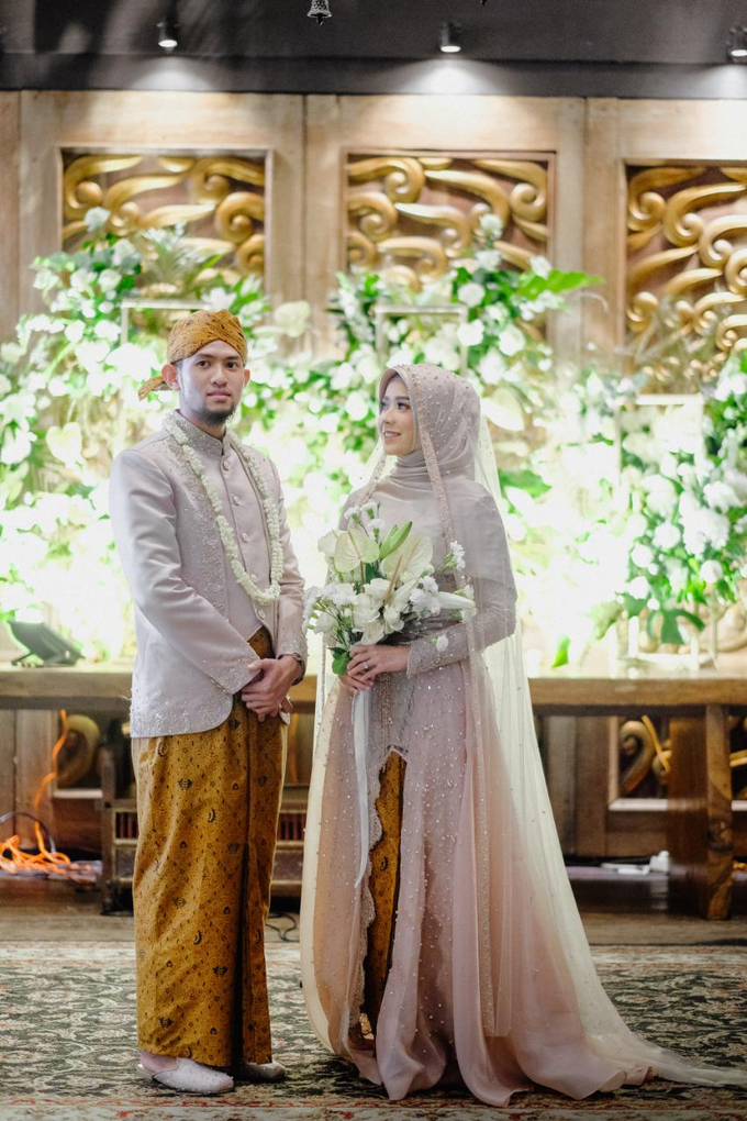The Wedding of Muthia & Dito by Cassia Decoration - 002