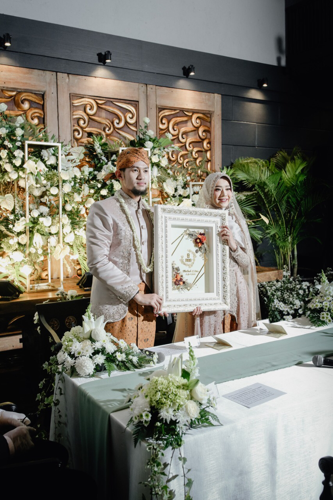The Wedding of Muthia & Dito by Cassia Decoration - 010