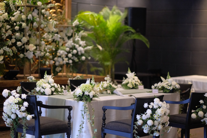The Wedding of Muthia & Dito by Cassia Decoration - 006