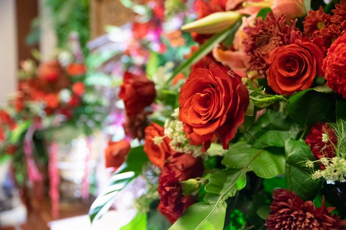 The Wedding of Chanari & Krido by Cassia Decoration - 002
