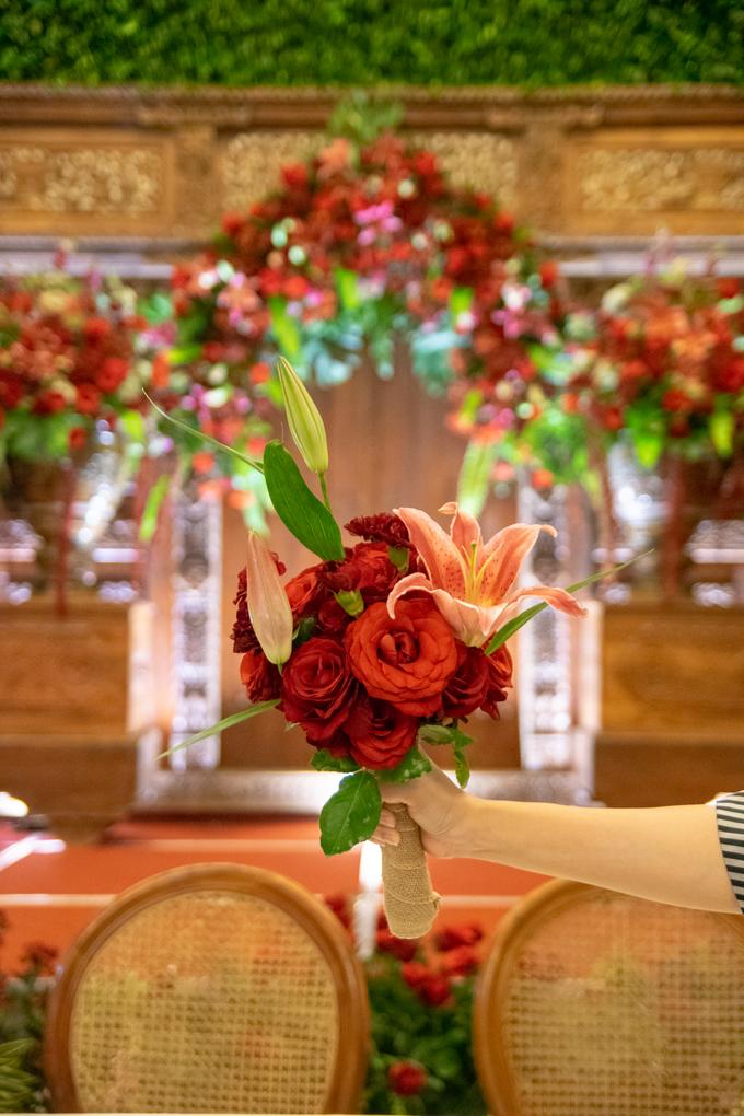 The Wedding of Chanari & Krido by Cassia Decoration - 006