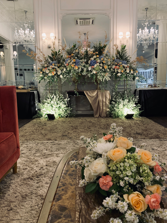 The Engagement of Shilla & Abi by Cassia Decoration - 005