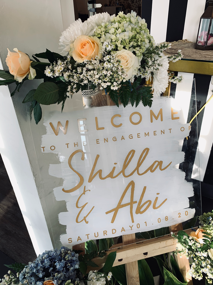 The Engagement of Shilla & Abi by Cassia Decoration - 022