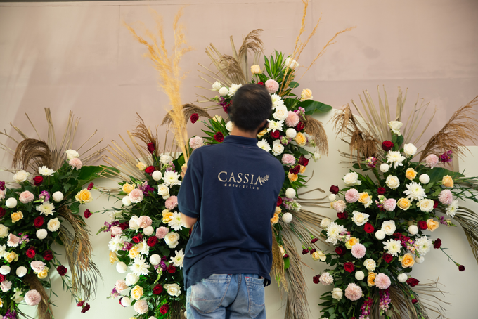 The Wedding of Suci & Luthfi by Cassia Decoration - 021