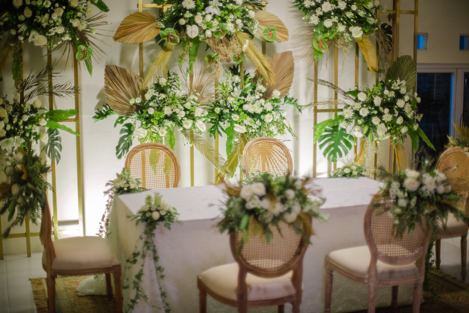 The Wedding of Annisa & Adam by Cassia Decoration - 001
