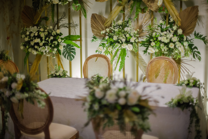 The Wedding of Annisa & Adam by Cassia Decoration - 002