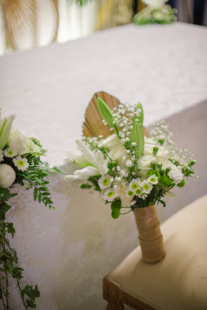 The Wedding of Annisa & Adam by Cassia Decoration - 005