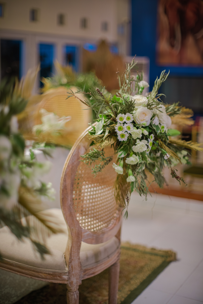 The Wedding of Annisa & Adam by Cassia Decoration - 006