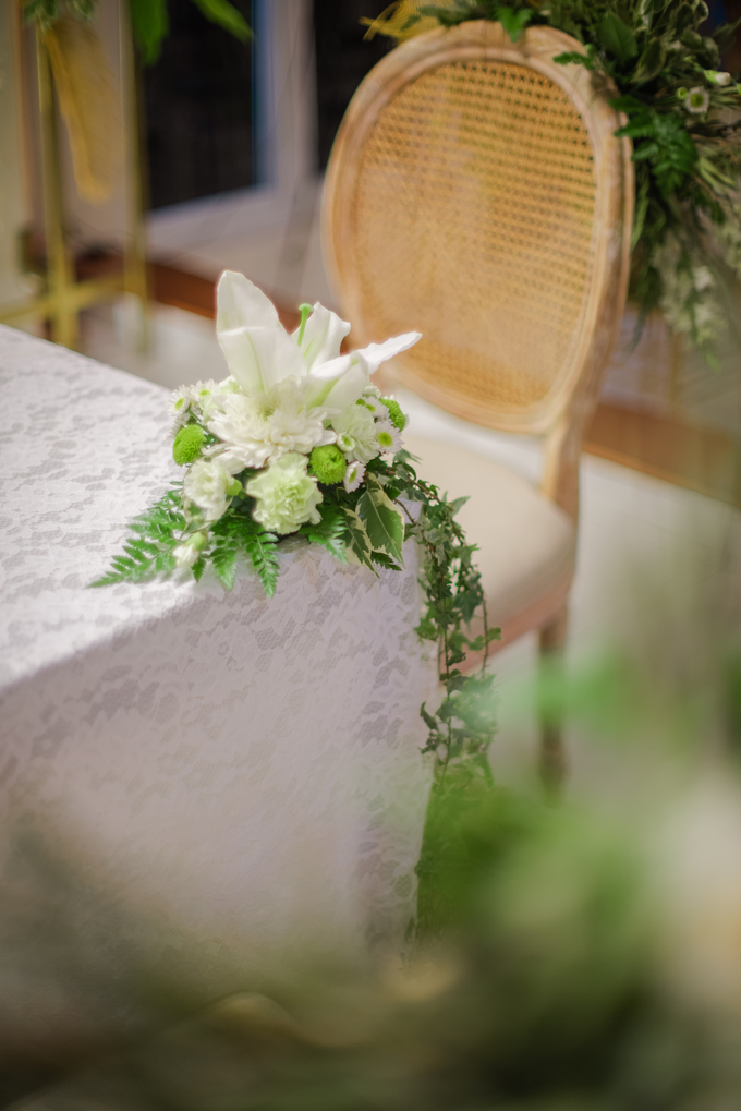 The Wedding of Annisa & Adam by Cassia Decoration - 007