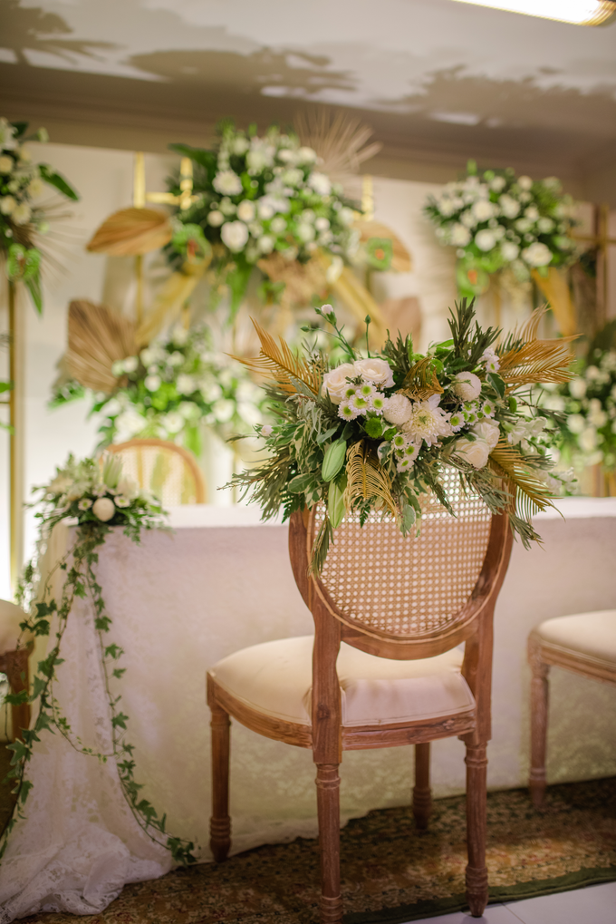 The Wedding of Annisa & Adam by Cassia Decoration - 008