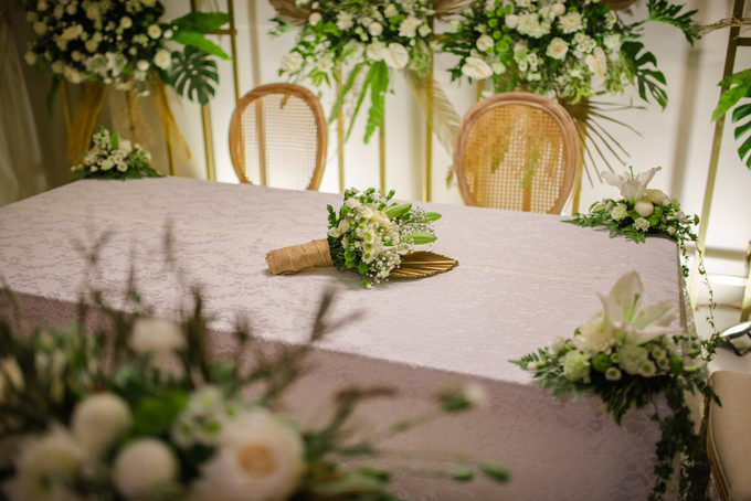 The Wedding of Annisa & Adam by Cassia Decoration - 011