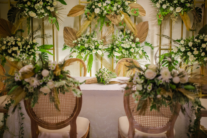 The Wedding of Annisa & Adam by Cassia Decoration - 012