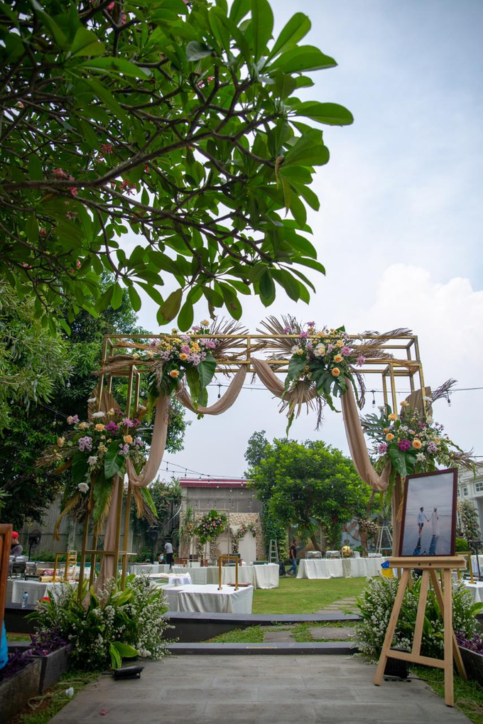 The Wedding of Prilly & Harald by Cassia Decoration - 001