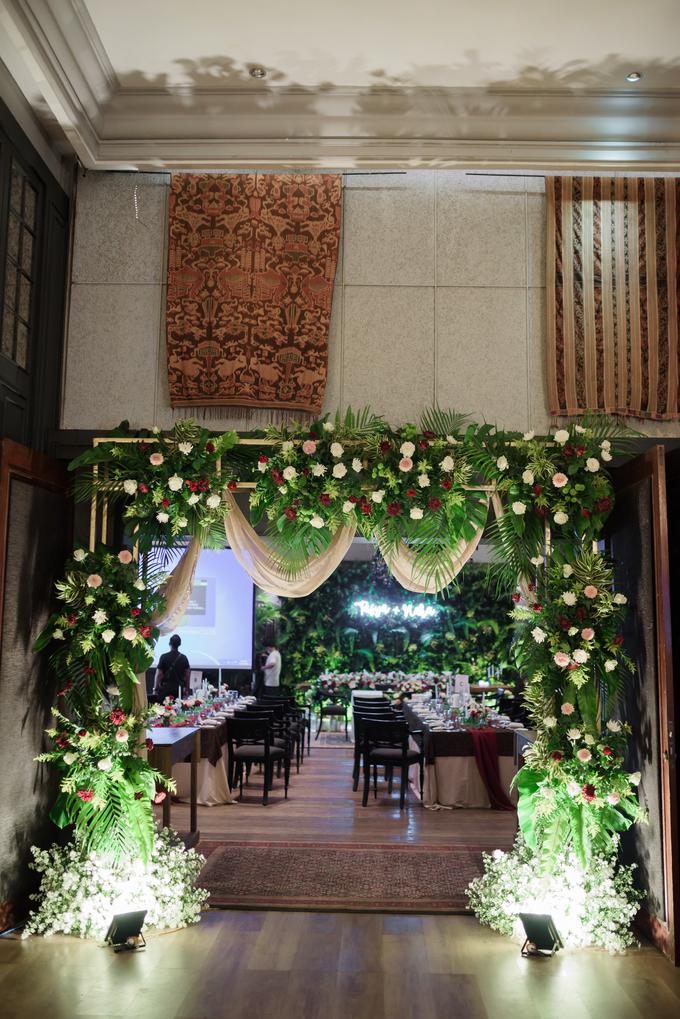 The Wedding of Tasya & Nara by Cassia Decoration - 021