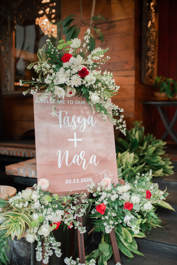 The Wedding of Tasya & Nara by Cassia Decoration - 027
