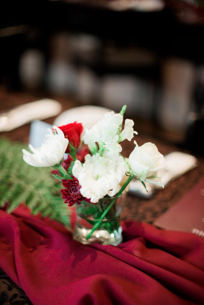The Wedding of Tasya & Nara by Cassia Decoration - 040
